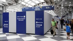 United Airlines International Baggage Allowance by United Airlines Is Yanking Moving Walkways At O U0027hare Concourse