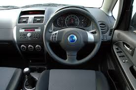 opel karl interior fiat sedici hatchback 2006 2011 features equipment and
