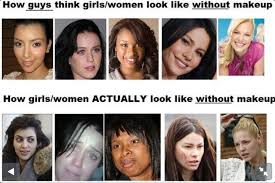 how guys think s look las really without makeup a reminder that you look so pretty