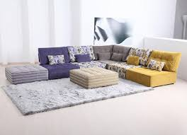 Modern Modular Sofa Living Room Scenic Modular Sofas Modern Modular Sofa