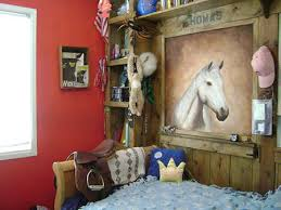 amazing kids room made to look like a barn complete with the
