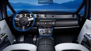 roll royce wraith inside rolls royce phantom drophead waterspeed collection