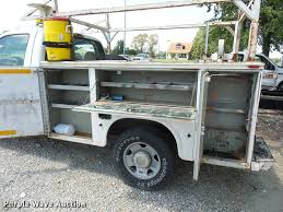 2005 Ford F250 Utility Truck - 2005 ford f250 super duty utility bed pickup truck item ca