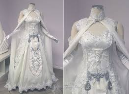 create your own wedding dress princess wedding dress by firefly path on deviantart