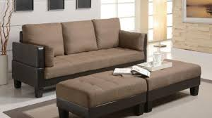 Brown Leather Sectional Sofa Brilliant Brown Leather Sectional Sofas And Optional Ottoman