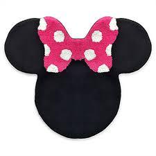 Disney Bath Rug Minnie Mouse Bath Rug For The Babies Pinterest Bath Rugs