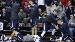 shtick on the sidelines college basketball u0027s most famous bench npr