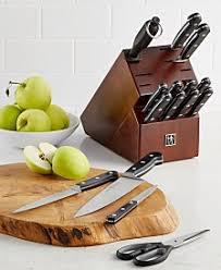 kitchen knive sets kitchen knives knife sets macy s