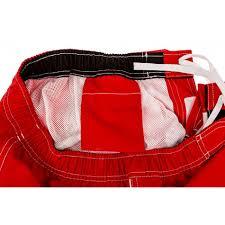 men u0027s lifeguard board shorts red u2013 justlifeguard