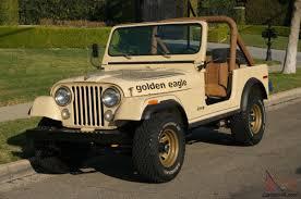 cj jeep for sale jeep golden eagle cj7