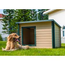 Petmate Indigo Dog House Xl Precision Pet Extreme Log Cabin Dog House Hayneedle