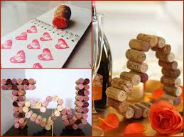 valentines day gift ideas diy wine cork ideas valentines