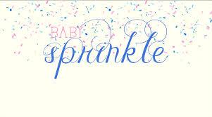 sprinkle baby shower baby sprinkle shower 101