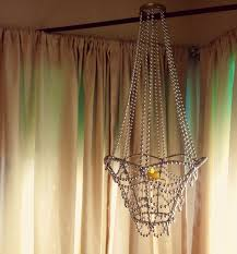 Beaded Chandelier Diy 100 Diy Bead Chandelier 117 Best Beaded Mobiles Images On