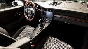 porsche 911 interior one millionth porsche 911 carrera s interior autobics