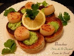 comment cuisiner des noix de st jacques recette de noix de jacques poêlées amour de cuisine