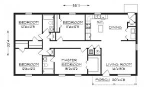 simple house floor plans simple house floor plan with dimensions house design ideas