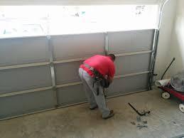 Garage Door Opener Repair Service by Door Of Track Garage Door Repair Troutdale Or