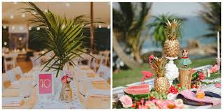 tropical themed wedding tropical wedding theme