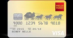Wells Fargo Card Design Cash Back Credit Card For College Students U2013 Wells Fargo