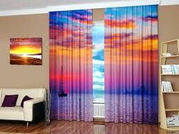 Modern Bay Window Curtains Decorating Modern Bay Window Curtain Ideas Modern Contemporary Window