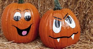 No Carve Pumpkin Decorating Ideas 7 Easy No Carve Pumpkin Decorating Ideas Inside Ibelieve