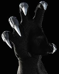 black claws when dj goes to jax he and christopher build gloves with