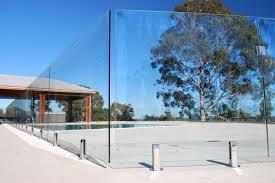 Frameless Glass Handrail Demax Professinal Staircase U0026railing Manufacturer