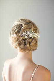 wedding hair comb bridal hair comb wedding hair accessory hair comb