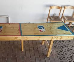 beer die table for sale portable beer pong table 4 steps with pictures for sale about