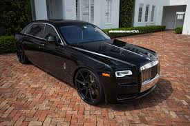 roll royce red rolls royce ghost adv08 m v1 sl ppg wheels adv 1 wheels