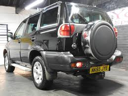 nissan terrano 2006 nissan terrano ii 2 7 se td 5dr for sale in batley yorkshire