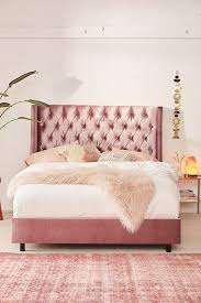 Beds Frames And Headboards Purple Bed Frames Headboards Outfitters