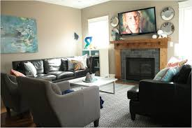 Living Room Setup With Fireplace by Narrow Living Room Layout With Fireplace And Tv White Narrow