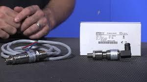 prosense mechanical pressure switches kickstart youtube
