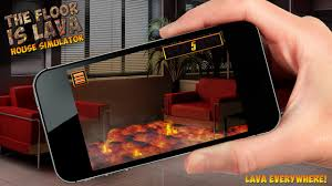 Home Design Lava Game by The Floor Is Lava House Simulator Android Apps On Google Play