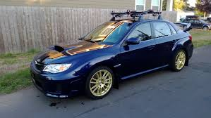 subaru gold plasma blue pearl and gold subaru