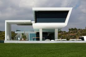 Futuristic House Floor Plans by Architecture Fly Style Home Decoration Ideas Feature Cantilever