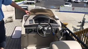 2016 harris pontoons solstice rd 260 for sale at mainemax lake
