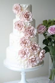 wedding cake roses 14 fabulous wedding cakes with modern flair s kitchen