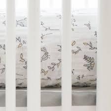 Muslin Crib Bedding Woodland Muslin Crib Sheet Muslin Crib Sheets Bunny Crib Sheet