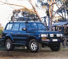 toyota land cruiser arb arb deluxe bumper toyota land cruiser 80 series 1990 97 lexus l