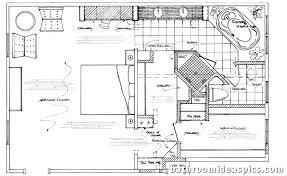 master bathroom floor planssmall master bathroom floor plans