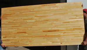 furniture butcher block non warping patented honeycomb panels any type of skin 1 4 inch fj d fir butcher block plywood