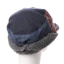 Patchwork Cap - フェニックス phenix レディース トレッキング 帽子 patchwork cap