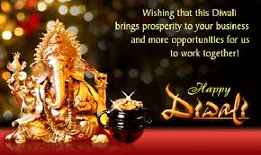 wishing you and your family a happy and prosperous diwali