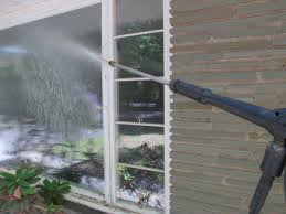 how to pressure wash windows how tos diy