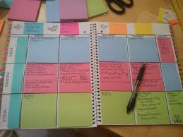 post it note lesson plan book revisited the wise u0026 witty teacher