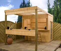 simple yet affordable diy outdoor bar ideas lifestyle news