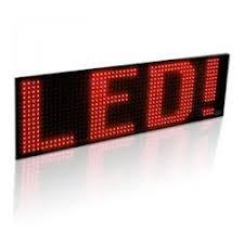 scrolling led display scrolling light emitting diode display